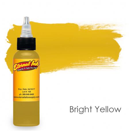 Тату краска Eternal Bright Yellow