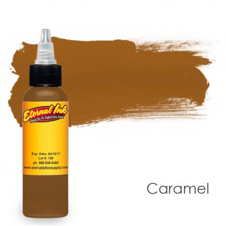 Купить Тату краска Eternal Caramel