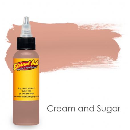 Купить Тату краска Eternal Cream and Sugar
