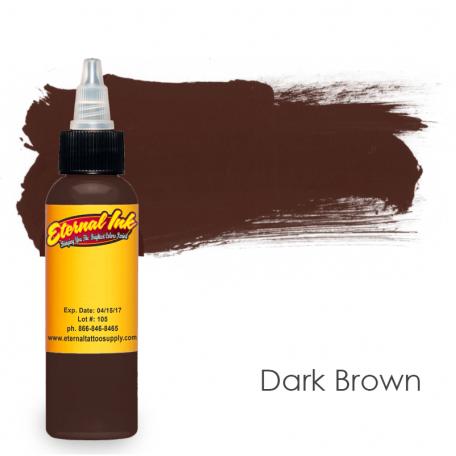 Купить Тату краска Eternal Dark Brown