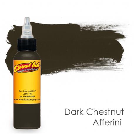 Купить Тату краска Eternal Dark Chestnut Afferini