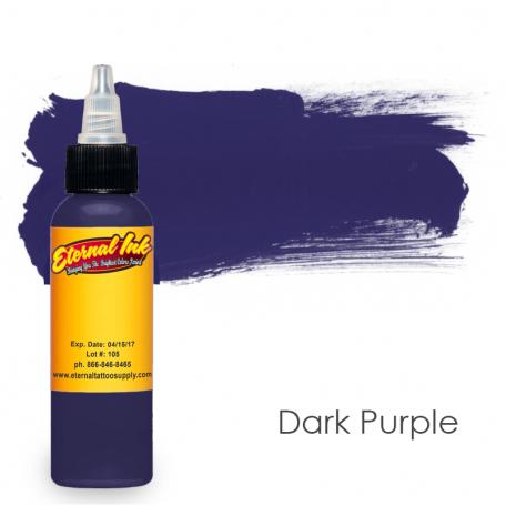 Купить Тату краска Eternal Dark Purple