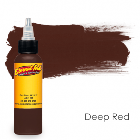 Купить Тату краска Eternal Deep Red