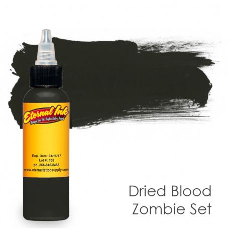 Купить Тату краска Eternal Dried Blood Zombie Set