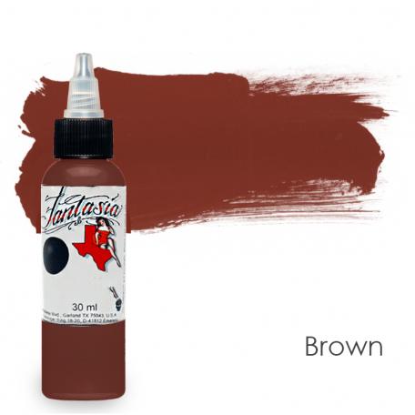 Купить Тату краска Fantasia  Brown