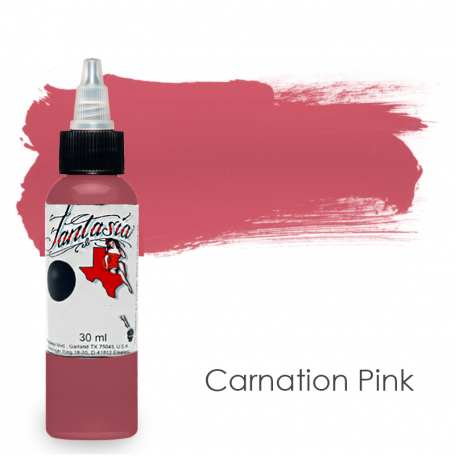 Купить Тату краска Fantasia  Carnation Pink