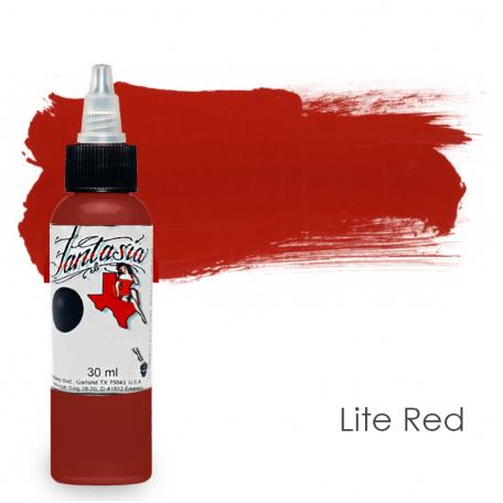 Купить Тату краска  Fantasia Lite Red