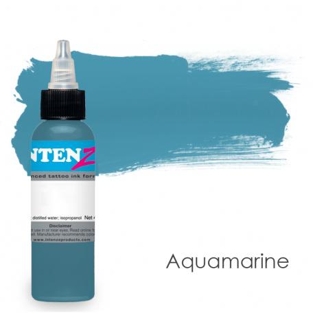 Купить Тату краска Intenze Aquamarine