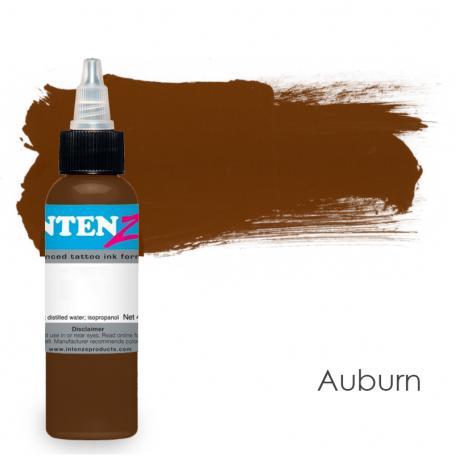 Купить Тату краска Intenze Auburn