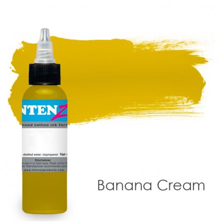 Купить Тату краска Intenze Banana Cream