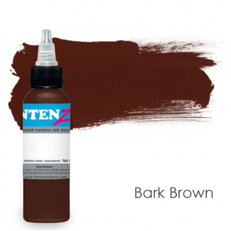 Купить Тату краска Intenze Bark Brown