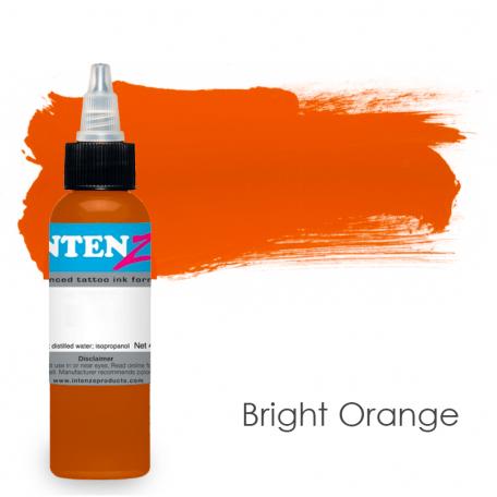 Купить Тату краска Intenze Bright Oranger