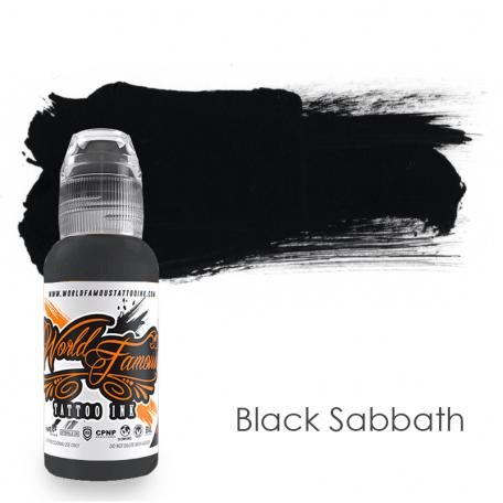 Купить Тату краска World Famous Black Sabbath