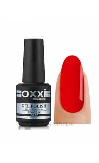Гель-лак OXXI №002 (Красный), 10 мл