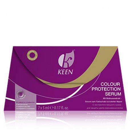 Сыворотка для питания окрашеных волос COLOR PROTECTION SERUM 5 мл х 7