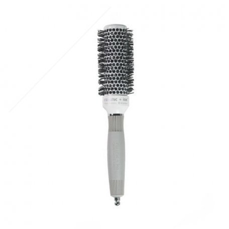Брашинги - Olivia Garden - Термобрашинг продувной Ceramic + ion 35, белый