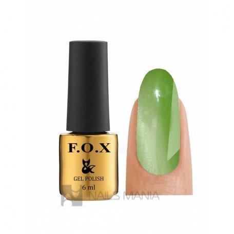 Гель-лак F.O.X Gold Cat Eye №003, 6 мл
