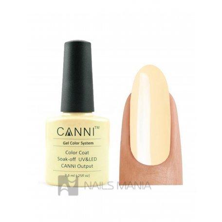 Гель-лаки CANNI (основная палитра) - Гель-лак Canni №017 7.3 мл.