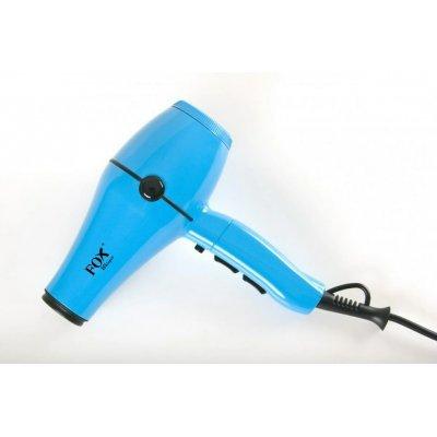 Фен для парикмахерских FOX TERMIX WHISPER голубой (2100W)