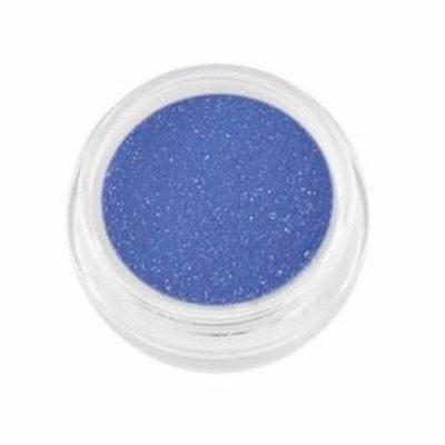 Акриловая пудра My Nail №3, голубая с блестками 2 г