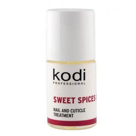 """Купить Масло для кутикулы """" Cладкие специи"""" (Sweet spices) Kodi 15 мл"""