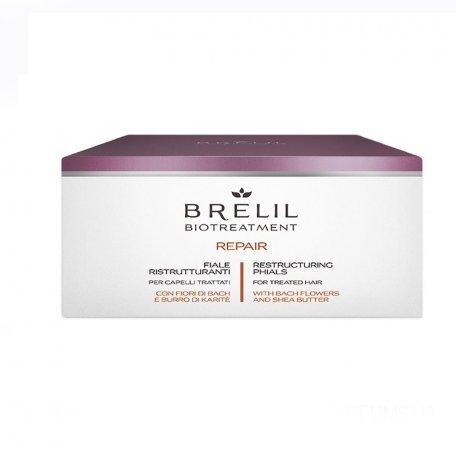 Лосьон Brelil Professional для восстановления структуры 12 * 10 мл