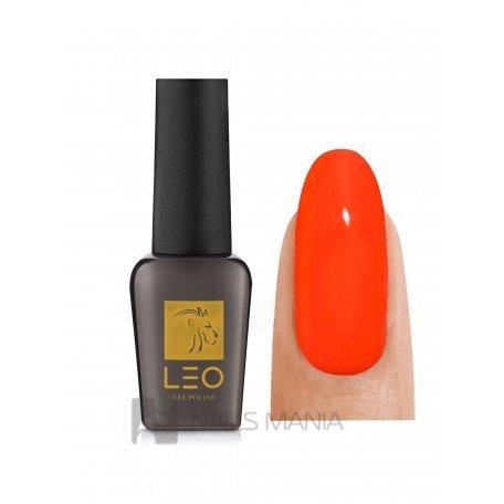 Гель-лаки LEO - Гель-лак Leo №009 (приглушенный томатно-красный, эмаль), 9 мл