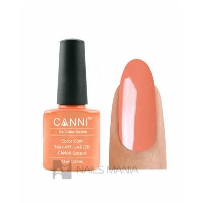 Гель-лак CANNI №061 (оранжевый, эмаль), 7.3 мл