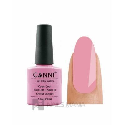 Гель-лак CANNI №066 (приглушенный розовый, эмаль), 7.3 мл