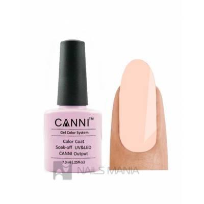 Гель-лак CANNI №068 (нежно-розовый, эмаль), 7.3 мл