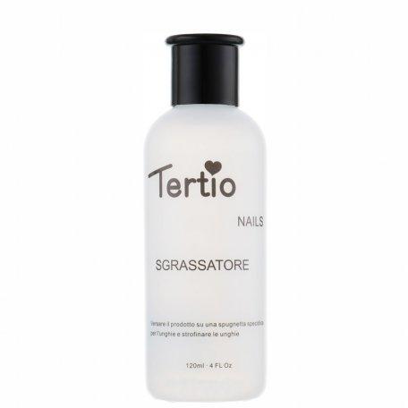 Tertio Sgrassatore - обезжириватель для ногтевой пластины, 120 мл