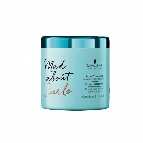 Купить Интенсивная питательная маска для кучерявых волос Schwarzkopf Professional 500 мл