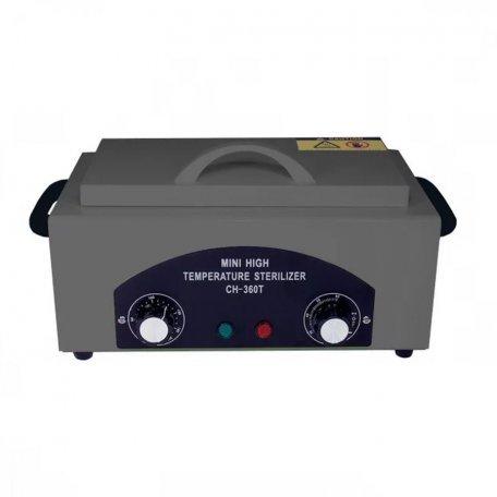 Стерилизатор сухожаровой шкаф CH-360T для косметологических инструментов, серый