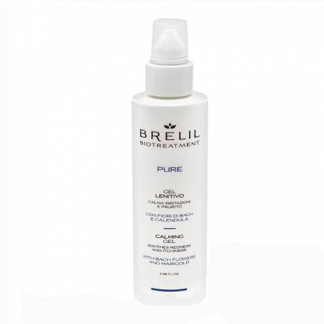Купить Гель Brelil Professional для чувствительной кожи успокаивающий 100 мл