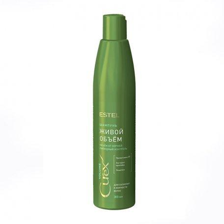 Estel Curex Volume шампунь для придания объема для жирных волос, 300 мл