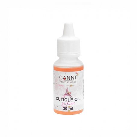 Масло для кутикулы  CANNI (Парфюмированное) 30 мл
