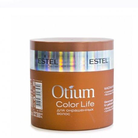 Estel Otium Color Life питательная маска-коктейль для окрашенных волос, 300 мл