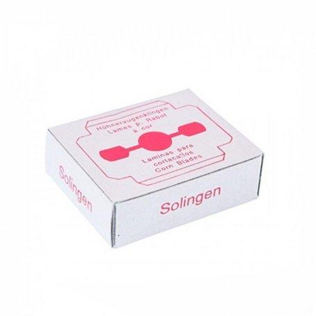 Лезвия для педикюрного станка 10 штук, Niegelon 06-0544бл