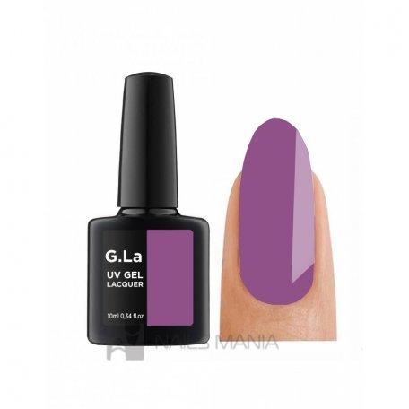 Гель-лак G.La color UV Gel №13 (Фиалковый), 10 мл