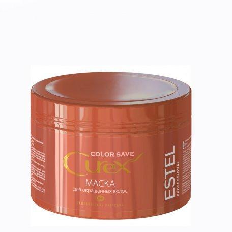 Маски для волос - Estel Curex Color Save маска для окрашенных волос, 500 мл
