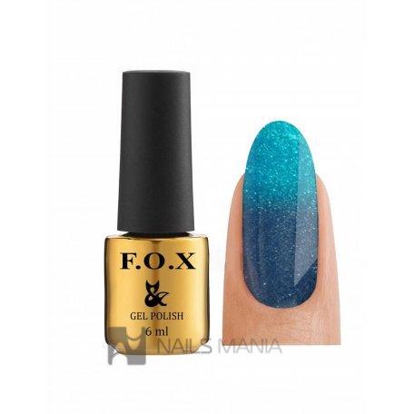 Купити Гель-лак F. O. X gold Thermo, 6 мл №016