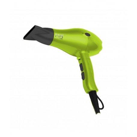 Фен для парикмахерских FOX Smart Front зеленый металик (2100W)