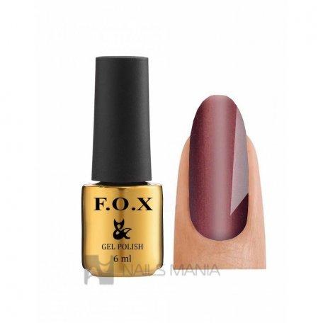 Купити Гель-лак F. O. X Gold Cat Eye №026, 6 мл