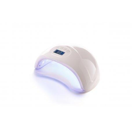 Уф LED лампы для маникюра - UV/LED лампа Sun5+ 48 Вт (белая)
