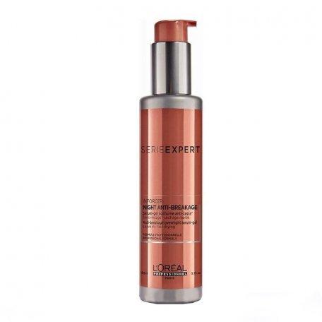 Ночная сыворотка-гель против ломкости волос L'Oreal Professionnel Inforcer Night Serum 150 мл