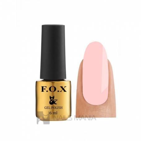 Купити Гель-лак F. O. X Feel The Spring Collection 502 ніжний абрикосово-рожевий, 6 мл