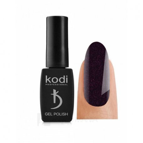 BLACK&WHITE (BW), 8мл - Гель-лак Kodi №110 BW, 8 ml