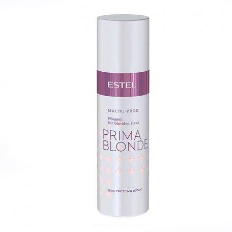 Масло-уход для светлых волоссся ESTEL PRIMA BLONDE, 100 мл