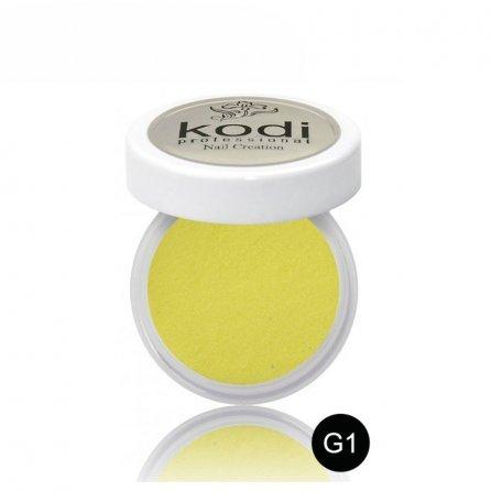 Цветные акрилы 4,5 гр - Акриловая пудра (цветной акрил) G01