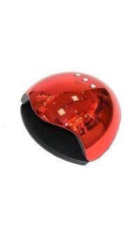 UF/LED лампа SUN5 Professional  48 ВТ (красная)